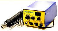 Паяльная станция BAKU BK601D цифровая индикация, фен + паяльник