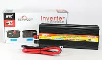 Преобразователь AC/DC 1500W SSK UKC - EH, авто инвертор , инвертор 1500W, преобразователь 12в 220в