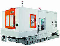 Горизонтальный фрезерный обрабатывающий центр с ЧПУ Victor Vcenter-H400, фото 1