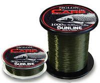 Леска Sunline Siglon Carp Green 1000 м 0.33мм 7.4кг