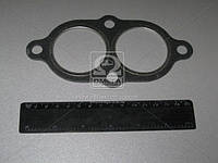 Прокладка трубы приемной ГАЗ 3302, 2217 (ЗМЗ 406,405,4216) (4+2 отверстий) (Производство ГАЗ) 3302-1203240