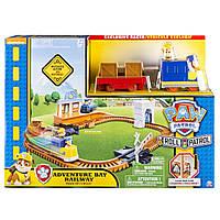 Набор Щенячий Патруль Приключения на железной дороге.Paw Patrol Adventure Bay, фото 1