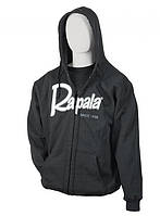Толстовка Rapala Heavy Weight Zip Hoody RZHD-BXL