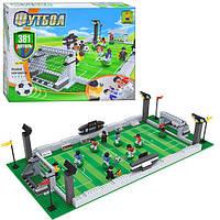 Конструктор Ausini Футбол: Большое футбольное поле, 381 деталей арт. 25690