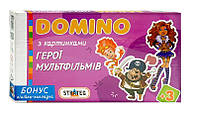 """Гр Домино микс 001 (12) 6 видов """"STRATEG"""""""
