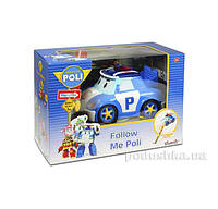 Поли с жезлом Езжай за мной Robocar Poli 83080