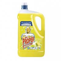 """Моющее средство для пола """"M.Propер Professional"""" Лимон 5л"""