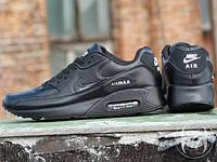 Nike Air Max 90 Black, спортивная обувь