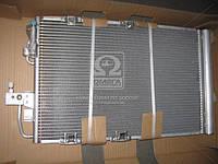Конденсор кондиционера DOBLO 19TD MT 01- (Van Wezel) 17005256