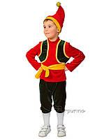 Детский костюм для мальчика Гном 3