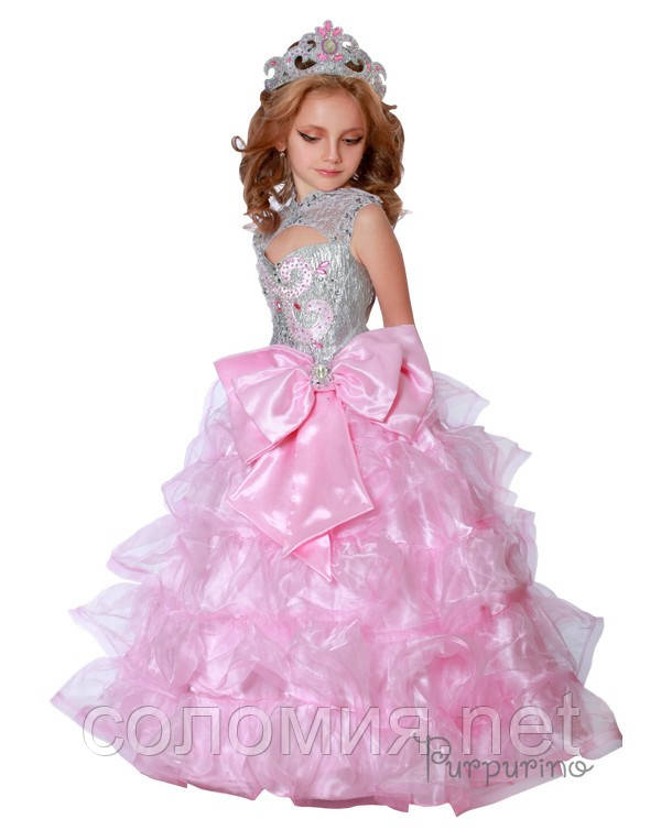 Детский костюм для девочки Принцесса Барби