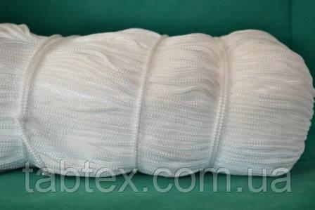 Шнуры вязаные весовые D3мм(1кг=350м)белый