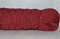 Шнуры вязаные весовые D3мм(1кг=350м)бордо