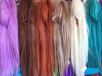 Парик карнавальный длинные волосы 70 см