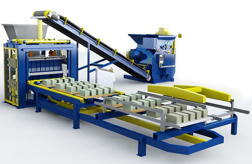 Оборудование для изготовления плитки