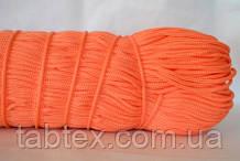 Шнуры вязаные весовые D3мм(1кг=350м)персик