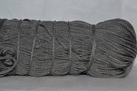 Шнуры вязаные весовые D3мм(1кг=350м)серый