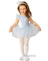 Детский костюм для девочки Снежинка 4