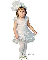 Детский костюм для девочки Снежинка 5