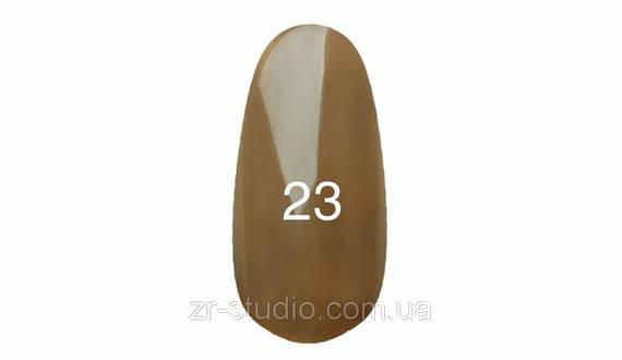 Гель лак Kodi professional 7мл. №23 (Коричнево - оливковый. Эмаль)