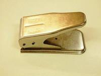 Ножницы для обрезки 2х сим карт Sim Сutter iPhone (универсальные большие)
