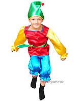 Детский костюм для мальчика Гном 4