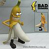 """Фигурка Банан-Хулиган - """"Bad Banana"""" - 6 см."""