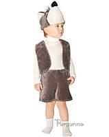 Детский костюм для мальчика Волк 2