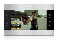 Монитор видеодомофона Slinex SL-10 silver+black