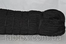 Шнуры вязаные весовые D3мм(1кг=350м)черный