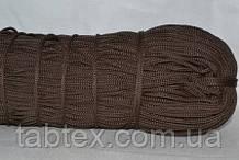 Шнуры вязаные весовые D3мм(1кг=350м)шоколад