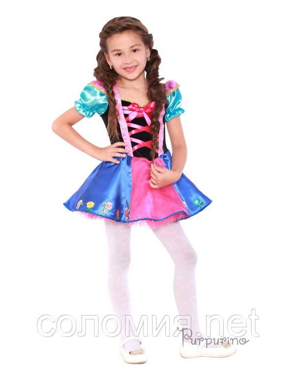 Детский костюм для девочки Анна