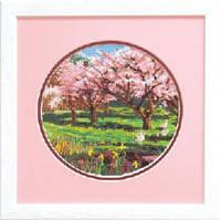 Чарівна мить Набор для вышивки крестом Весна А-066