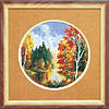 Чарівна мить Набор для вышивки крестом Осень  А-067