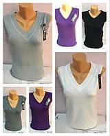 Женская жилетка оптом от 10 шт, фото 1