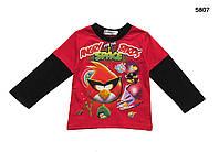 Кофта Angry Birds для мальчика. 100 см