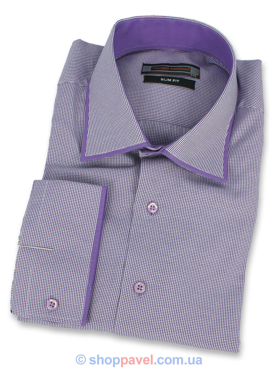 Рубашка мужская  Franco Marzial 0350 H slim
