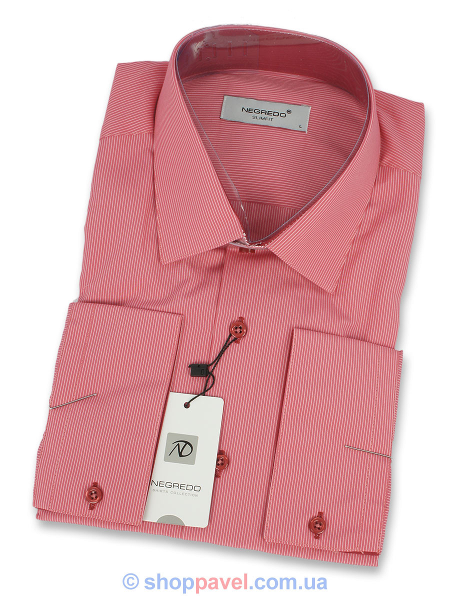 Рубашка мужская Negredo Slim 0310 H Slim