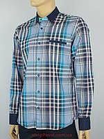 Рубашка мужская Gelix 1082-01 slim