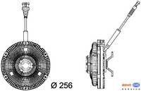 Вискомуфта вентилятора DAF XF105/CF85 (BEHR)
