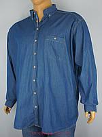 Рубашка Barcotti 0752 В джинсовая