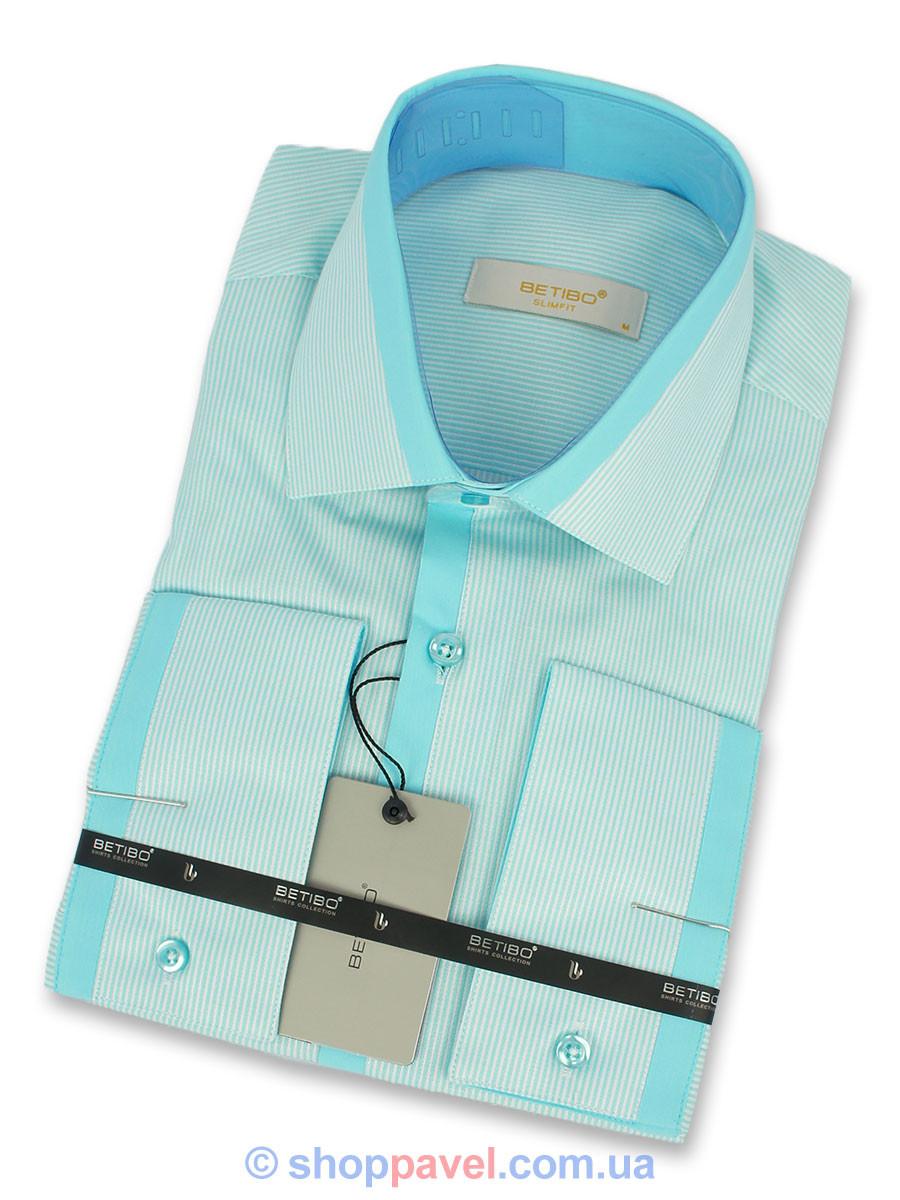 Рубашка мужская Betibo Slim 0350 Н