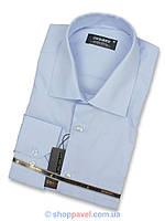 Рубашка мужская Negredo 31016 Сlassic классическая голубая