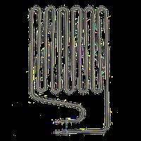 """Тэн """"БОЛЬШОЙ"""" для сауны (каменки) 2650W / 220V из нержавейки (с БОКОВЫМИ выходами внизу) Balcik, Турция"""