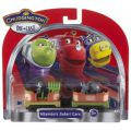 Грузовые вагоны Сафари для Мтамбо CHUGGINGTON чаггинтон DIE-CAST TOMY