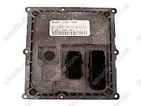 Блок управления двигателем б/у Smart Fortwo 450 Bosch 0 261 205 003