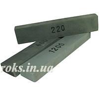 Набор абразивов 3 шт. из карбида кремния (220/400/1200 грит), 200х40х20 мм