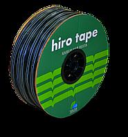 Капельная лента Hirro tape 8 mil/10 см, 6 л/год (2500м. бухта)