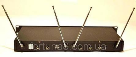 Радиосистема Shure  4 микрофона, фото 2