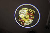 Проектор логотипов ато Porcshe